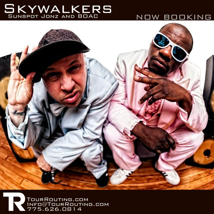 Skywalkers - TourRouting Dot Com