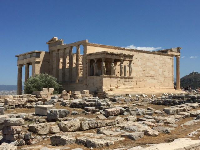 Paquetes turísticvos a Grecia