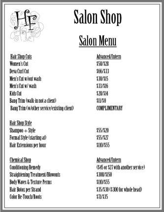 Hair Fusion Salon And Spa Durango Massage Health Amp Beauty
