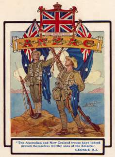 British Propaganda Material
