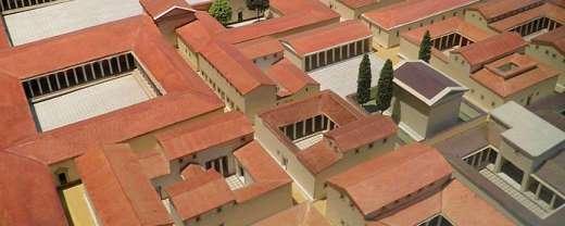 Ancient City Plan