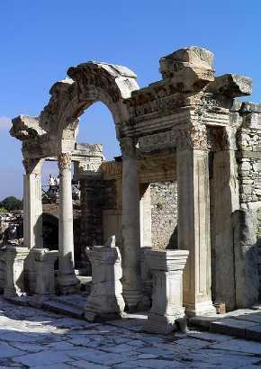 Hadrian Temple Ephesus