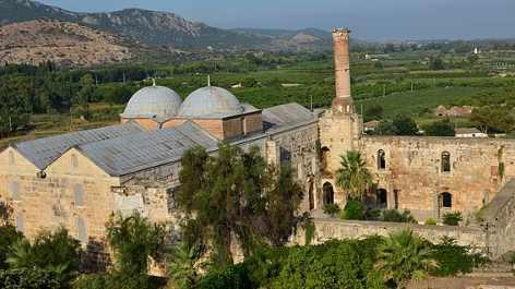 isa bey mosque ephesus