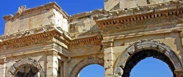 Ephesus Agora South Gate