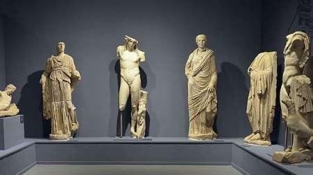 Ephesus Archological Museum Findings