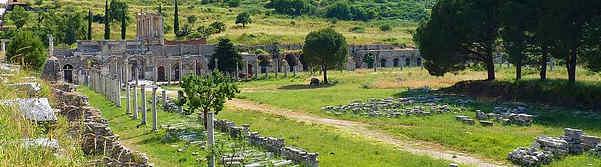 Tetragonos Agora in Ephesus