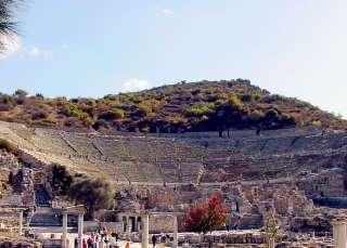 Paul in Ephesus Thearter