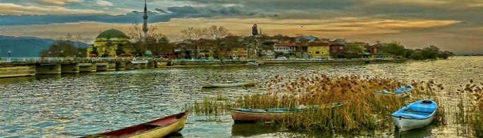 ULUABAT LAKE
