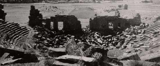 Aizanoi Ancient City