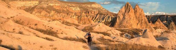 Horse Ride in Cappadocia