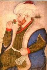 Sultan Mehmet the Conqueror