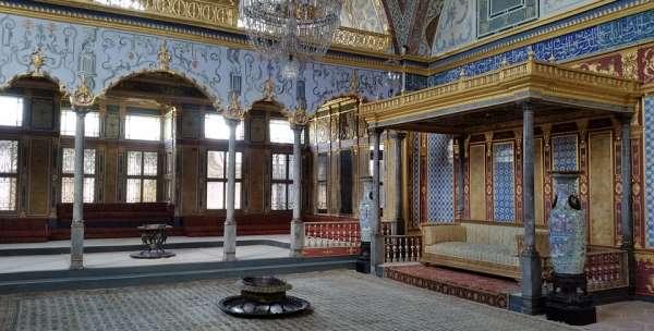 Topkapı Palace Throne Room
