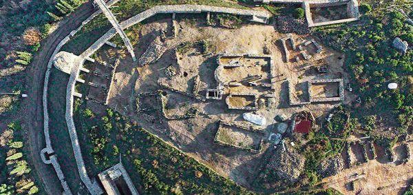 Aydos Castle