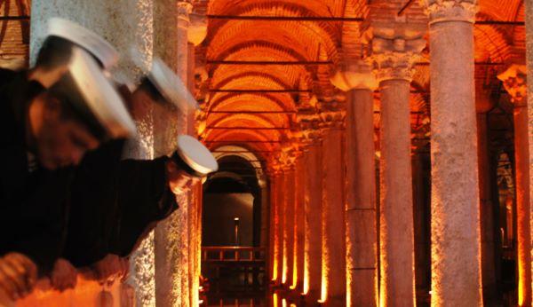 Yerebatan Cistern - Underground Basilica