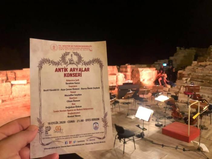 Songs Sang in Ephesus