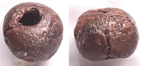 Mace head found in Can Hasan Mound