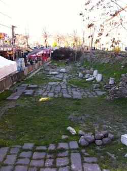 Roman Road in Ankara 1