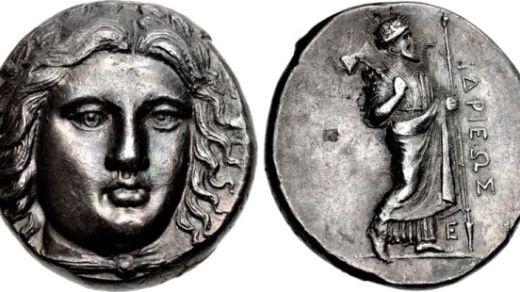 Hidrieus, Persian Satrap of Caria