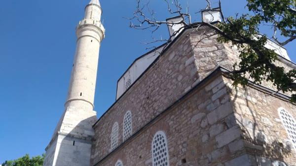 Kusadasi Okuz Mehmet Pasa Mosque