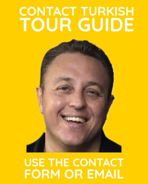 Contact Hasan Gulday the Turkish tour guide