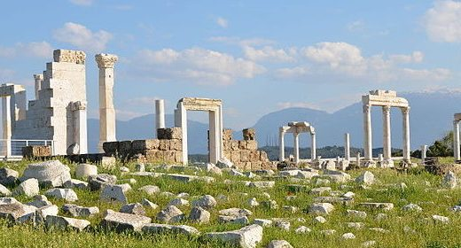 Baths of Laodicea on the Lycus