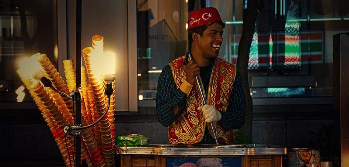 Turkish Ice Cream Vendor