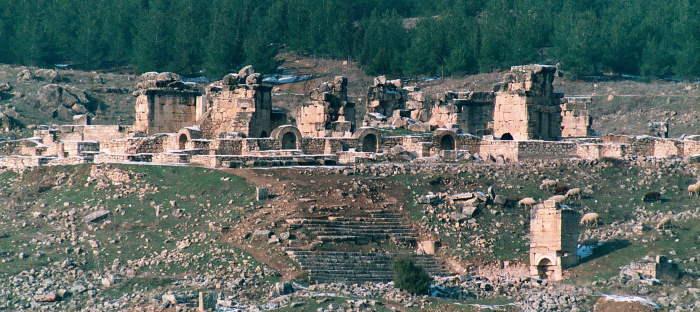 Apostle Philip Martyrium in Hierapolis