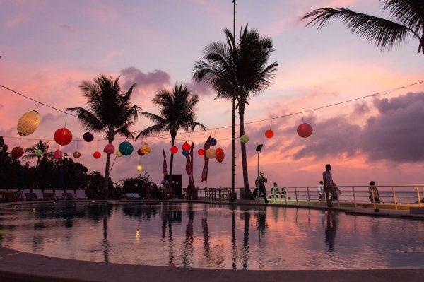 Европейский Новый год на Бали 🌊: как отпраздновать