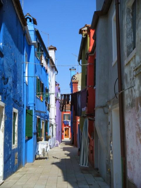 week-end séjour à Burano