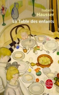 La Table des enfants d'Isabelle Hausser