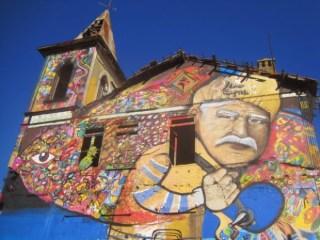 que visiter à Olhão, street art