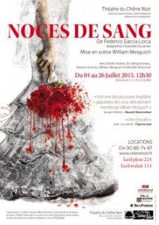 Noces de sang Federico Garcia Lorca
