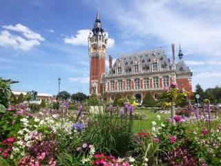 Calais, Dunkerque, Cap blanc nez, baie de Somme, Chaalis