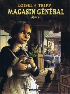 quebec lecture BD de Régis Loisel et Jean-Louis Tripp Magasin général Marie Casterman -