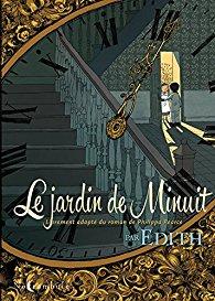 BD Le jardin de minuit - Edith - Philippa Pearce