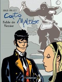 Corto Maltese Fable de Venise Hugo Pratt #BD #MercrediDeLaBD #MercrediBD