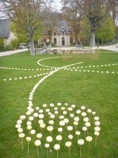 Chaumont sur Loire à l' automne vallon des brumes  #EnFranceAussi #halloween