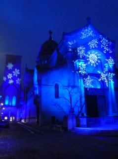 tours parcours lumiere saint martin basilique