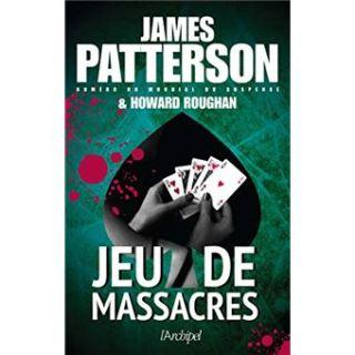 Jeu de massacres - James Patterson