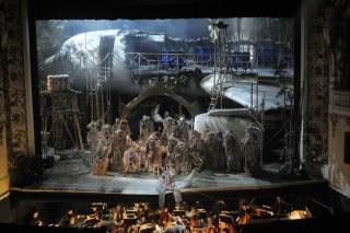 L'italienne à Alger Rossini opera de Tours