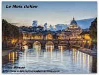mois italien lecture