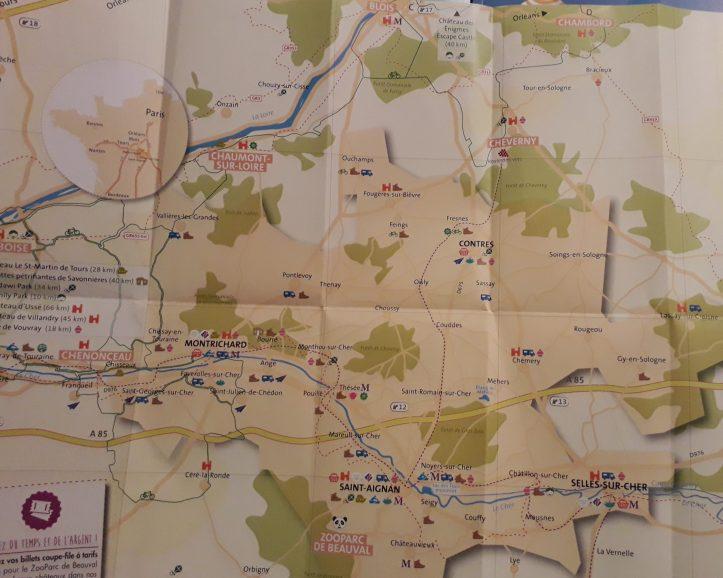 Tourisme Sud Val de Loire Cher Beauval Chenonceau Montrichard Saint Aignan Selles