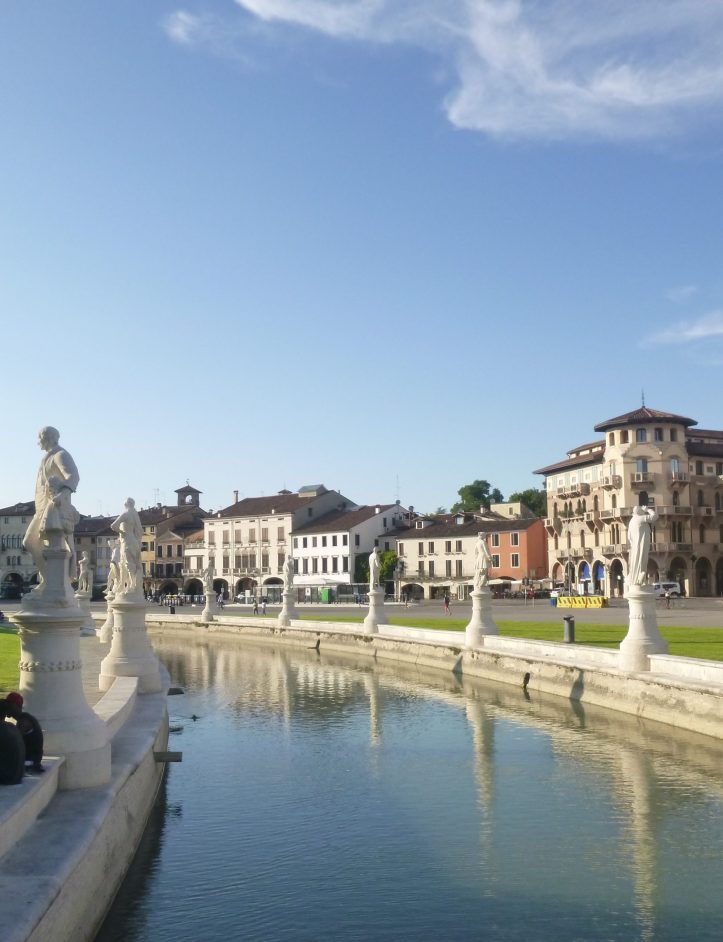 Visiter Padoue Vérone Vicenze Ravenne Ferrare villas palladiennes