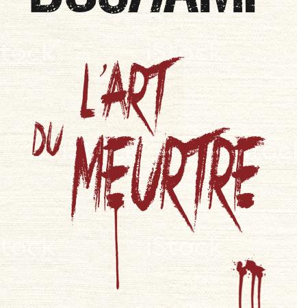roman l'art du meurtre