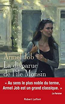 La Disparue de l'île Monsin Armel Job