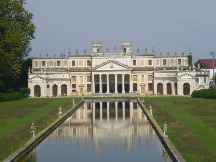 visiter les villas de la Brenta  pisani stra