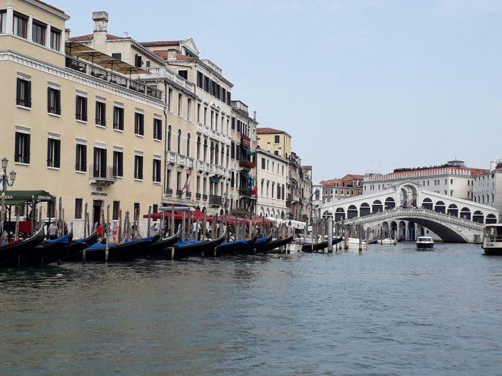 Que voir et visiter à Venise San Polo ? rialto