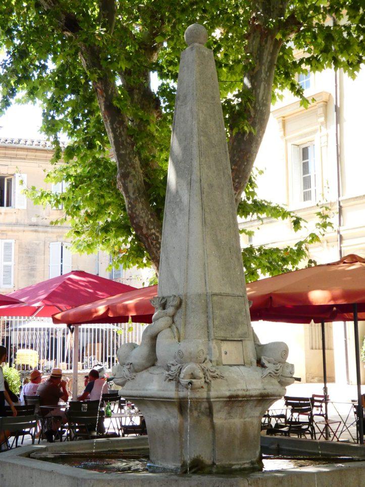 fontaine saint remy