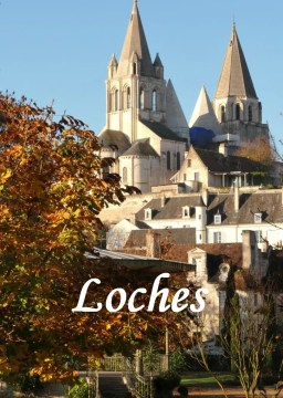 Visiter Loches