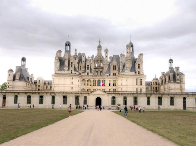 visiter Chambord